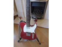 Fender Telecaster, MADE in Japan, mint, 1995, double bound. Mint.