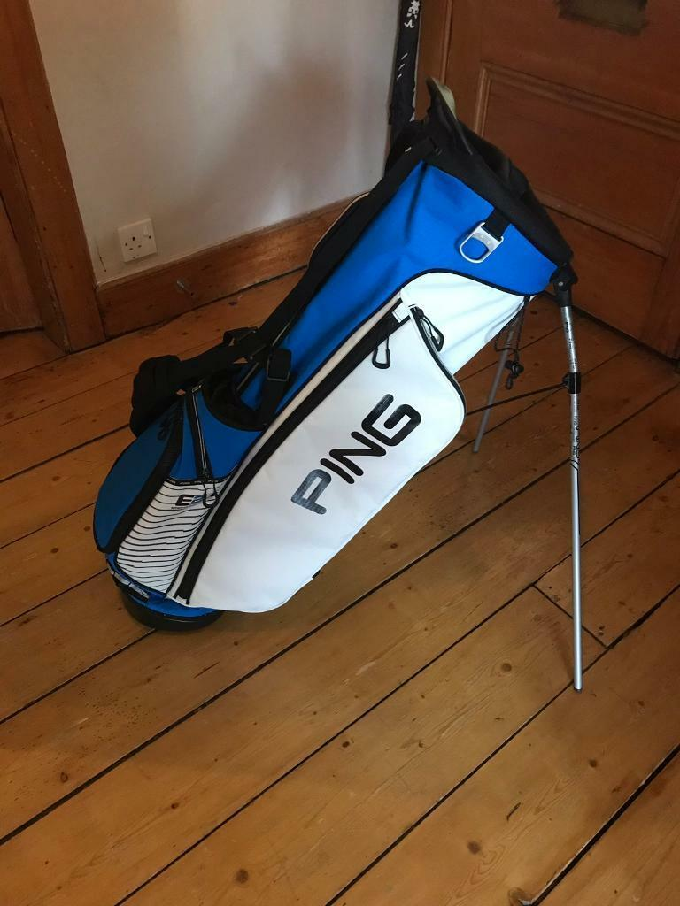 Ping 4 Series Golf Stand Bag 2017 In Kilmacolm Inverclyde Gumtree