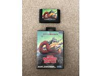 Sega Mega Drive Game Bio Hazard Battle