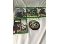 5 Xbox games