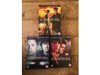Supernatural box sets 1-3
