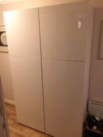 Large storage cupboard - IKEA Besta