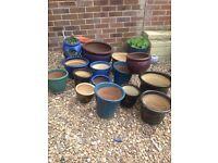 Selection of Garden Pots!