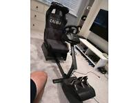 G29 and playseat