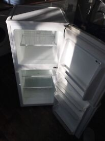 Good condition secondhand fridge freezer for sale