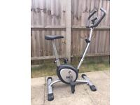 Lonesdale exercise bike with lcd mmonitor Can deliver