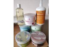 Cuccio pedicure products brand new unused