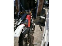 Montesa cota 349 1980s twin shock