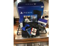 PS4 pro 2 controllers, PS4 camera plus 6 games