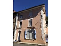 *MAISON ROSE GITE AND ART HOUSE RENTAL IN SOUTH OF FRANCE, ARIEGE*