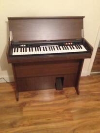 Yamaha keyboard swop for TV etc