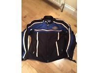 "46/56"" Triumph Motorcyclist Jacket"