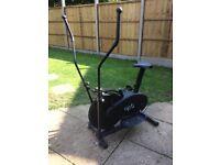 Cross trainer exercise bike for sale