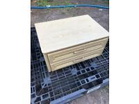Caravan/ camper central drawer unit