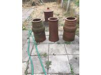 Chimney pots great for planters £30 each