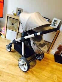 Icandy apple to pear package and car seat
