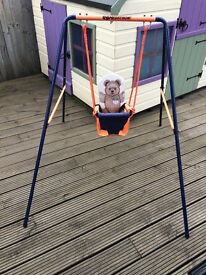 Hedstrom baby/toddler swing