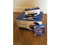 Playstation VR (PSVR) + PS Camera + PSVR Worlds - Mint Condition