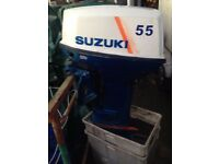 SUZUKI DT50 LONGSHAFT OUTBOARD