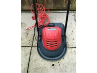 Sovereign 900W Electric Hover Lawn Mower - 29cm