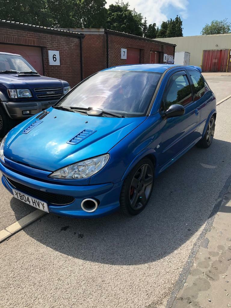 Peugeot 206 GTI 180 | in Sprotbrough, South Yorkshire | Gumtree