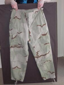 Army Surplus Camo Pants