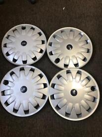 Ford Focus wheel trims