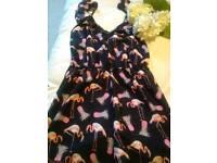 Flamingo jumpsuit