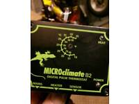 Microclimate thermostat pulse
