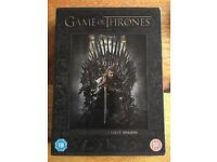 Game of Thrones Season 1 DVD