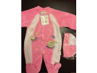 X2 Baby girl twins outfits 3-6months