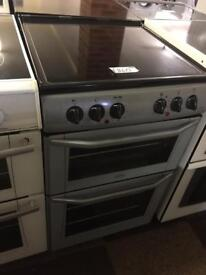 BELLING DOUBLE OVEN ELECTRIC COOKER 55 CM GREAT CONDITION