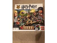 HARRY POTTER Lego Game.