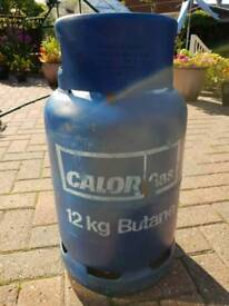CALOR GAS BOTTLE 12KG BUTANE