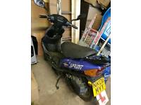 50cc moped (spares or repairs)