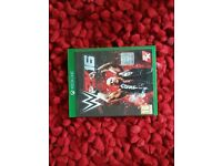 WWE2K16 Xbox One game