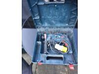 110v Bosch sds drill