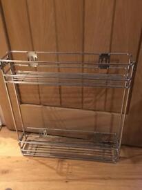 Pull-out kitchen storage basket, NEW