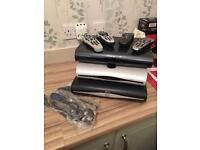 Sky hd, plus two other sky boxes with remotes and cables great condition