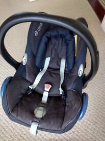 Maxi Cosi car seat for newborn up to 13 kg