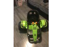 Huffy electric green machine