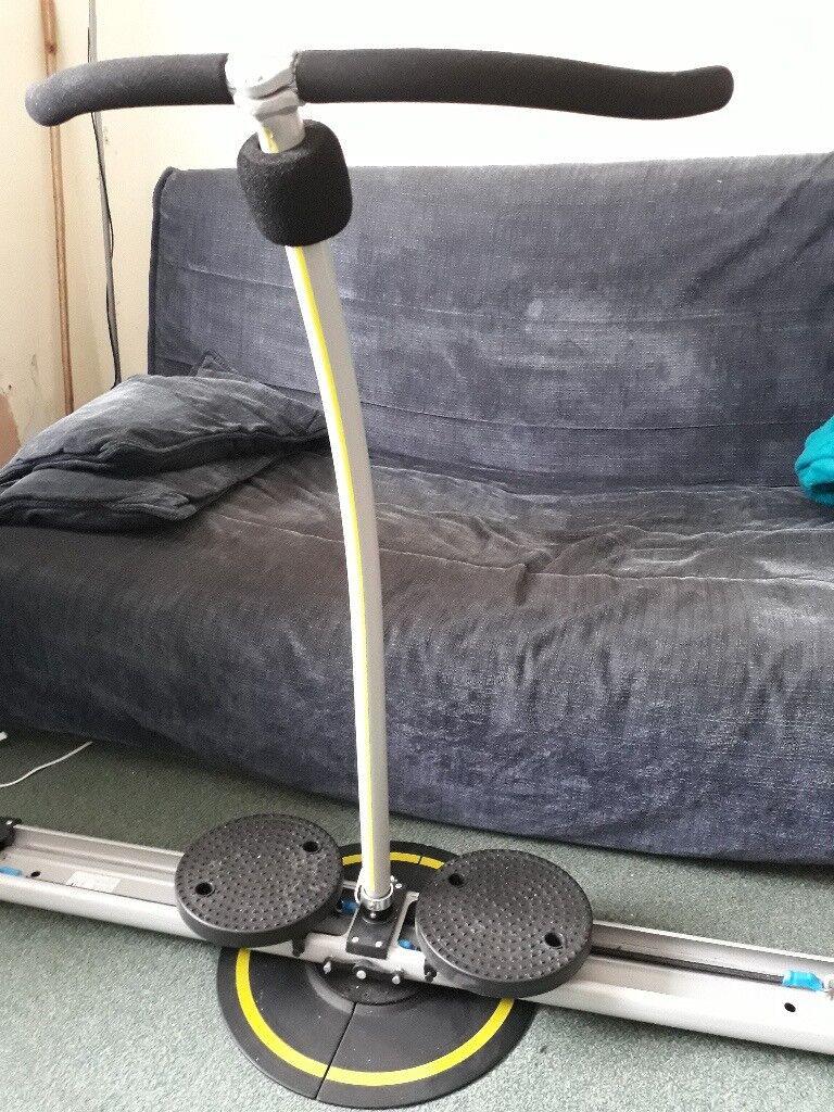 Circle Glide Leg Exerciser