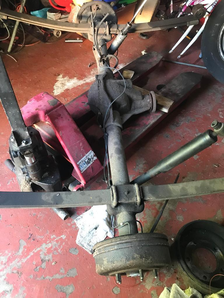 Ford transit rear diff axle | in Alexandria, West Dunbartonshire
