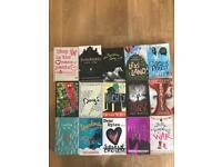 15 books for older children/teens