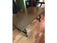 Younger Toledo dining table and chairs