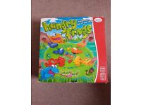 Hungry Frogs board game