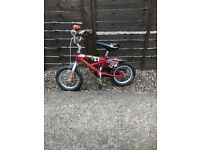 Child's first bike
