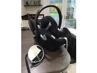 Baby Car Seat - Cybex Aton Q
