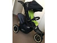 Phil & teds dot v2 double pushchair