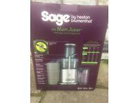 Brand new Sage nutri Juicer